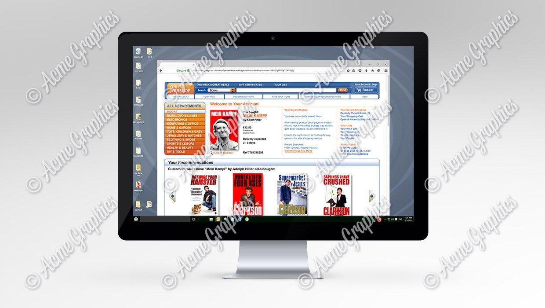Amazon-style-website