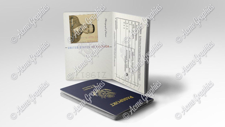 USA Prop Passport