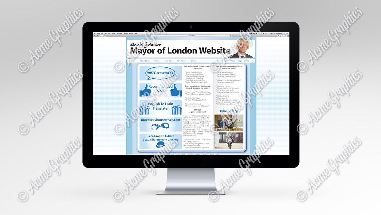 Borris-Website