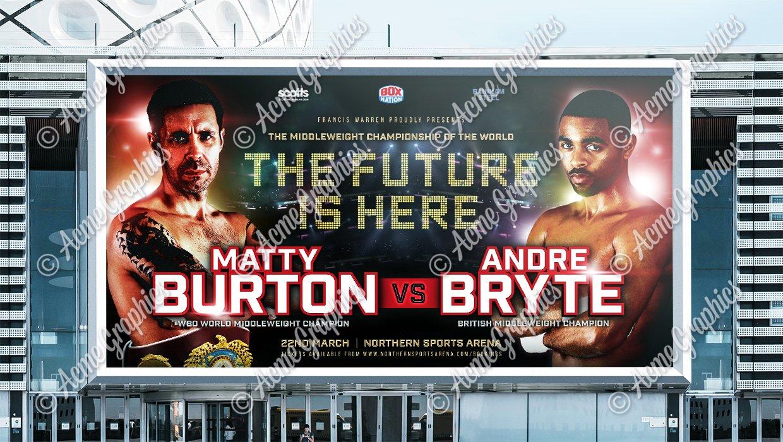 Boxing-bilboard