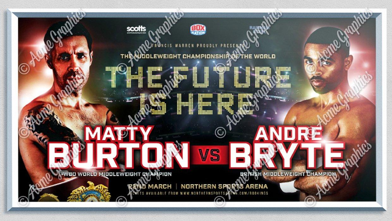 Boxing poster thumbnail