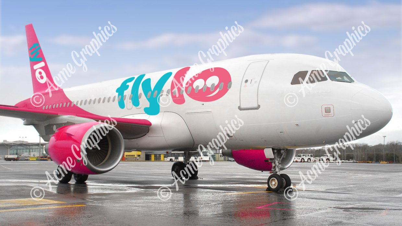 Come fly with me Flylo aeroplane