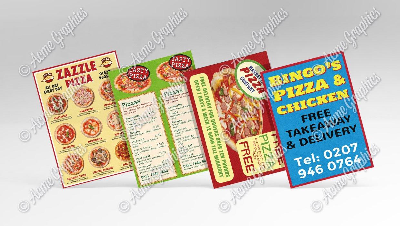 Food leaflets