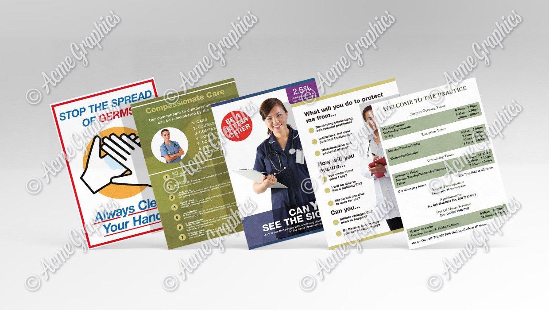 Hospital leaflets 2