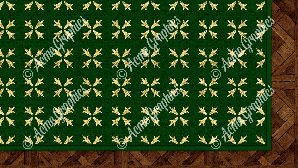 House of commons rug