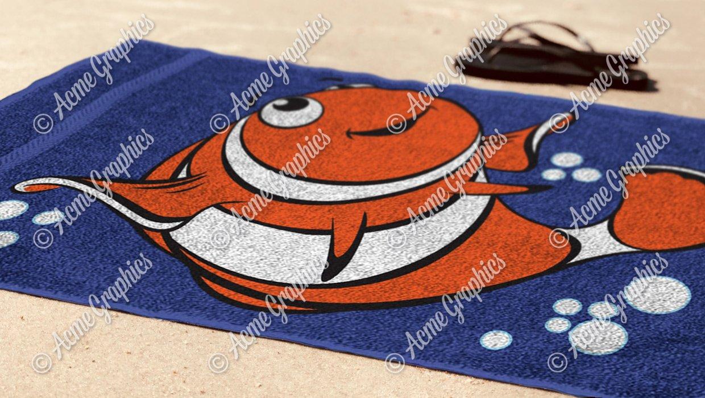 Inbetweeners-clown-fish-towel-mock-up
