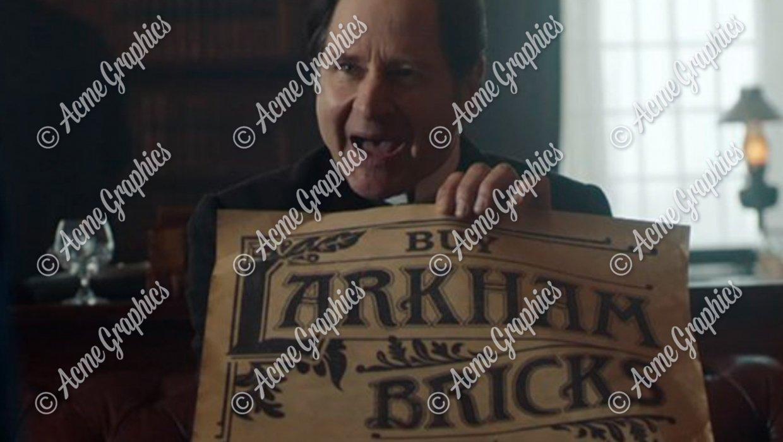 Brickman poster