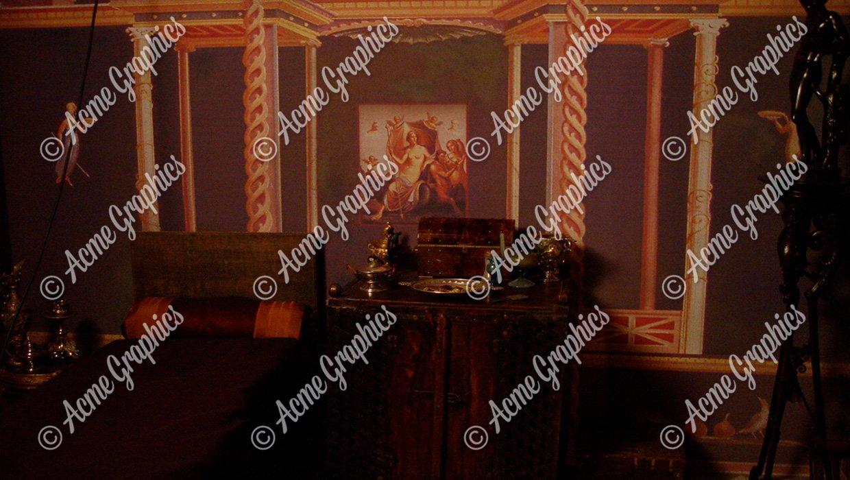 Last days of pompeii dark photo