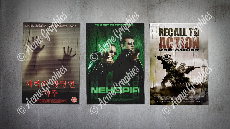 Prop Movie poster nexopia etc