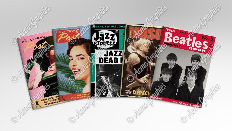 Period magazines 1240 x 700