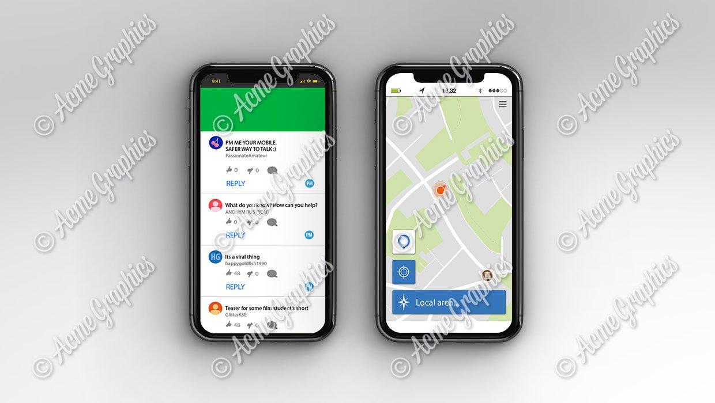Phone-screens