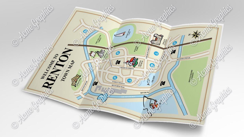 Renton map
