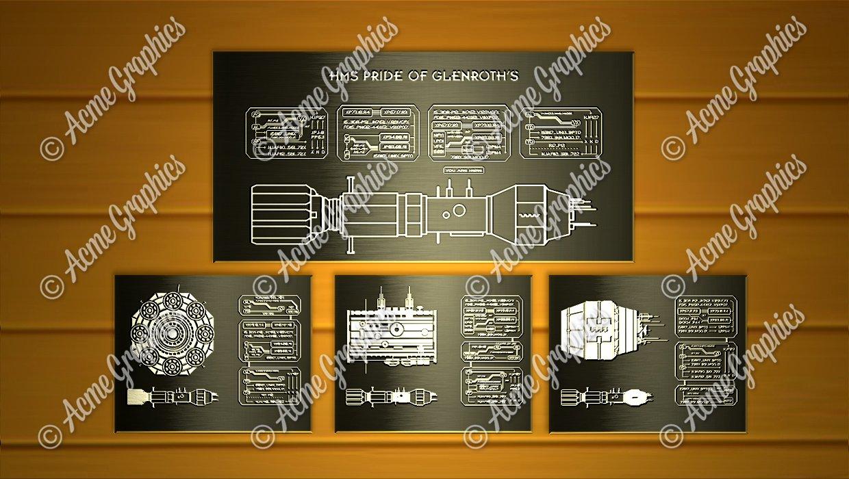 Sci-fi-schematics