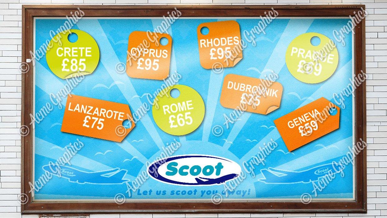 scoot advert