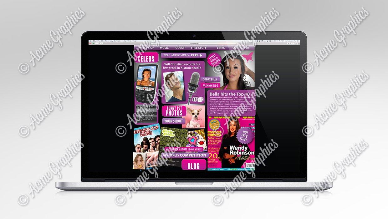 Teen-website
