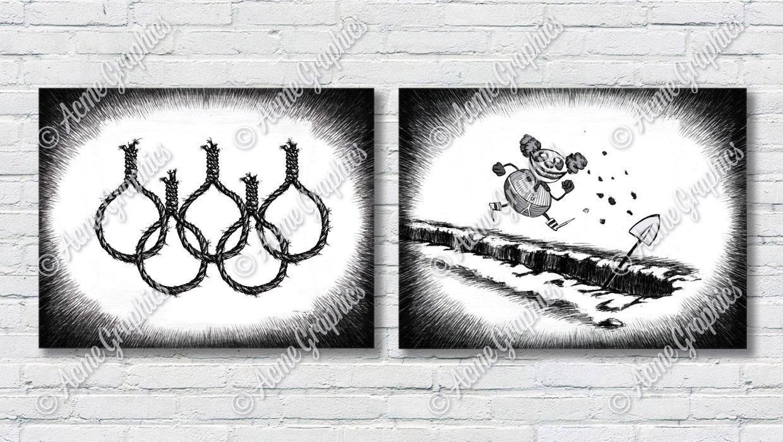 tim burton olympics 2
