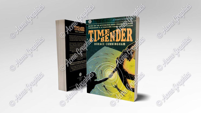 Time bender book book