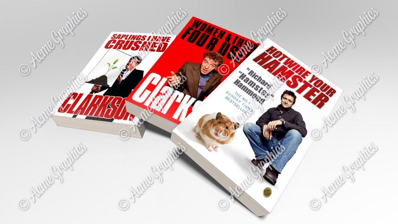 Harry Enfield Top Gear books