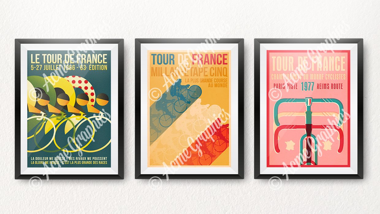 Tour-posters