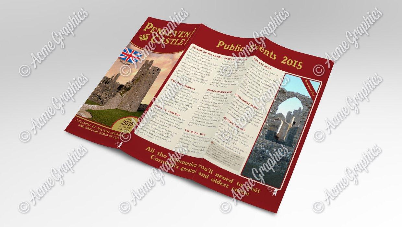 Travel leaflet