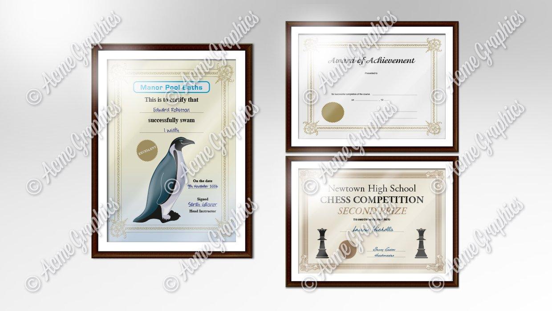 achievement-certificates