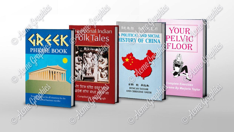 non-fiction prop books