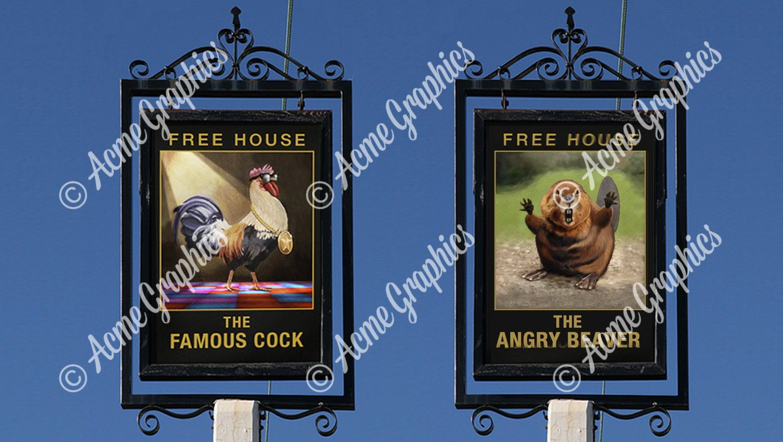 pub-signs