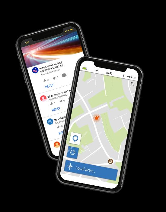 phone screen graphics