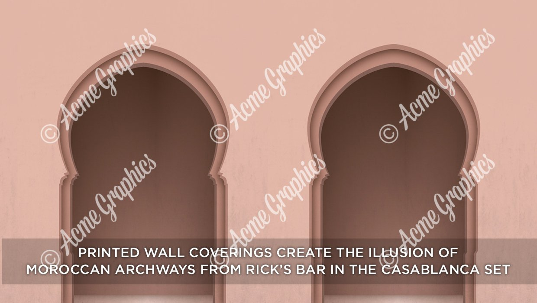 Casablanca-wall