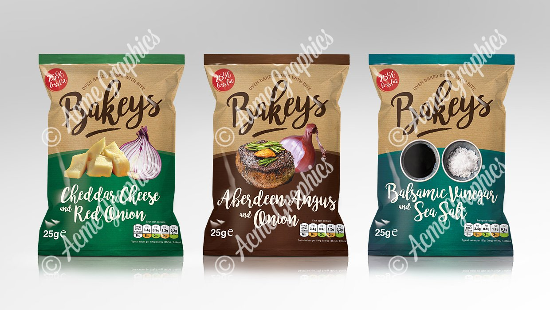 Alternative Crisp packets