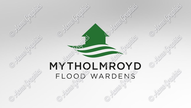 Mytholmroyd flood wardens logo
