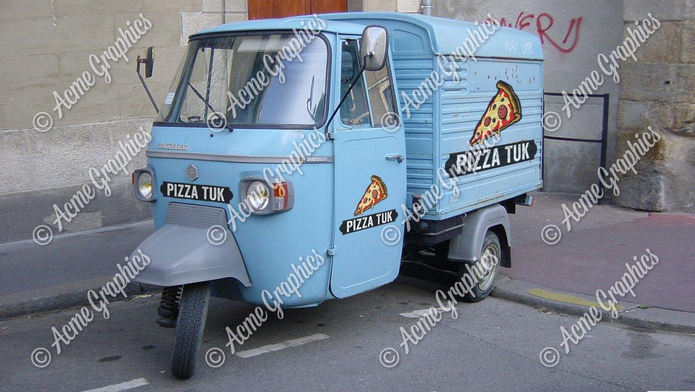 Pizza-tuk