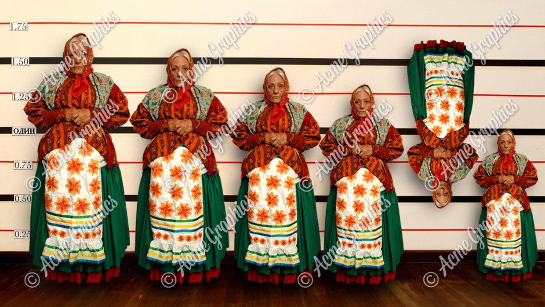 Babushka-dolls