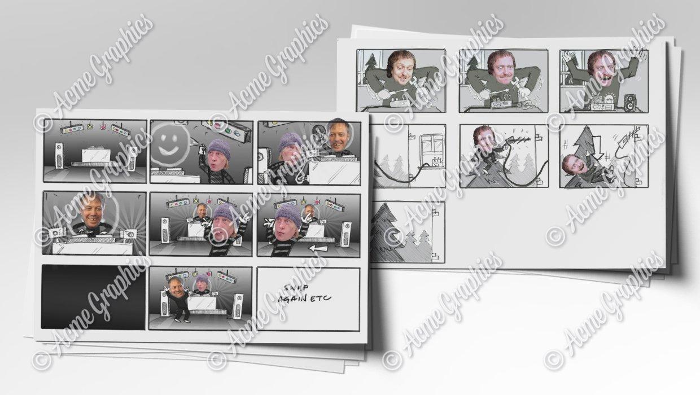 Storyboard NDL