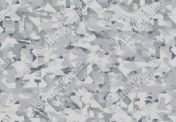 Costume camouflage design