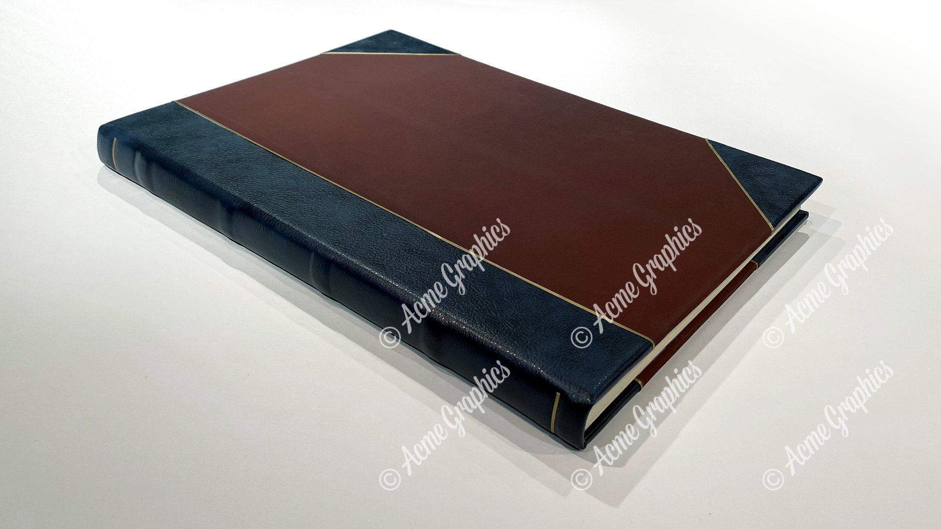 Bookbinding example